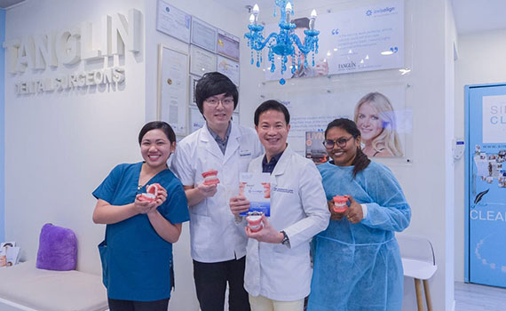 Dr Kenneth Lew – Specialist Orthodontist, 10 Years of Scientific